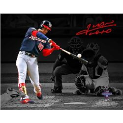 Juan Soto Signed Washington Nationals 11x14 Photo (Fanatics Hologram)