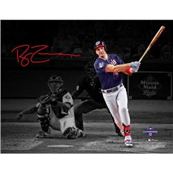 Ryan Zimmerman Signed Washington Nationals 11x14 Photo (Fanatics Hologram)