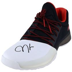 James Harden Signed Adidas Basketball Shoe (Fanatics Hologram)