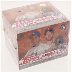 2019 Topps Update Baseball Jumbo Hobby Box - Factory Sealed
