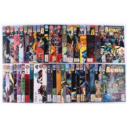 "Lot of (41) 1993-1996 ""Detective Comics"" DC Comic Books"