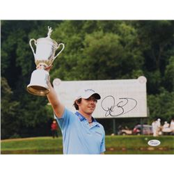 Rory McIlroy Signed 11x14 Photo (JSA COA)