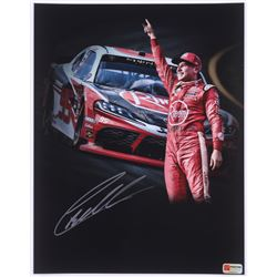 Christopher Bell Signed 2020 NASCAR #95 Cup Series 11x14 Photo (PA COA)