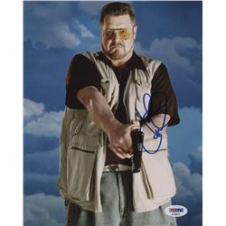 "John Goodman Signed ""The Big Lebowski"" 8x10 Photo (PSA Hologram)"