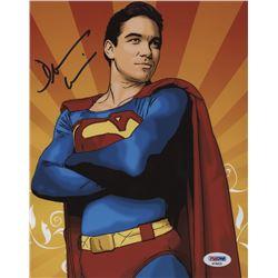 "Dean Cain Signed ""Lois  Clark: The New Adventures Of Superman"" 8x10 Photo (PSA Hologram)"