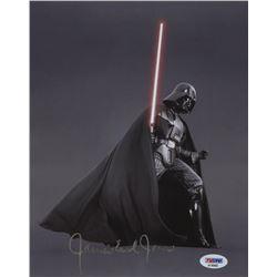"James Earl Jones Signed ""Star Wars"" 8x10 Photo (PSA Hologram)"