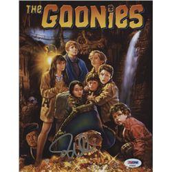 "Richard Donner Signed ""The Goonies"" 8x10 Photo (PSA Hologram)"