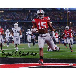Ezekiel Elliott Signed Ohio State Buckeyes 16x20 Photo (JSA COA)