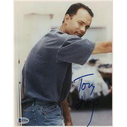 Tom Hanks Signed 8x10 Photo (Beckett Hologram)
