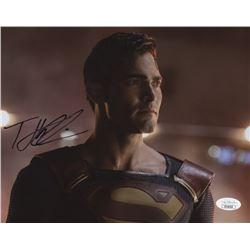 "Tyler Hoechlin Signed ""Supergirl"" 8x10 Photo (JSA COA)"