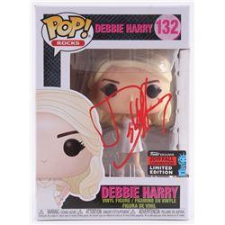 Debbie Harry Signed Debbie Harry #132 Funko Pop! Vinyl Figure (PSA Hologram)