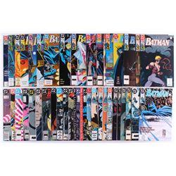 "Lot of (42) ""Batman"" Detective Comics Comic Books"