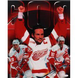 Steve Yzerman Signed Detroit Red Wings 16x20 Photo (JSA COA)