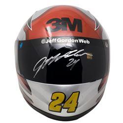 Jeff Gordon Signed NASCAR 3M Special Edition Full-Size Helmet (Gordon Hologram  Sports Integrity COA