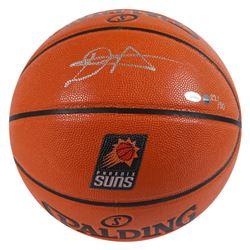 Deandre Ayton Signed Phoenix Suns Logo LE Basketball (Game Day Legends COA  Steiner Hologram)