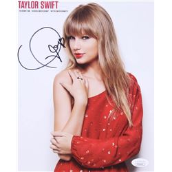 Taylor Swift Signed 8x10 Photo (JSA COA)