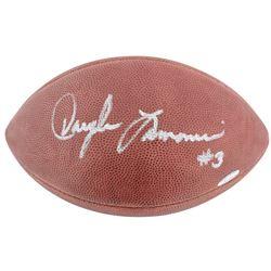 Daryle Lamonica Signed Official NFL Game Ball (Beckett COA)