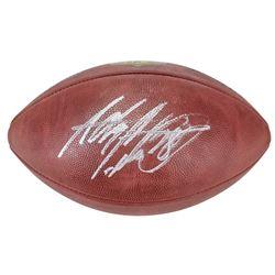 "Adrian Peterson Signed ""The Duke"" Official NFL Game Ball (Beckett COA)"