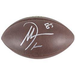Antonio Gates Signed NFL Football (Beckett COA)