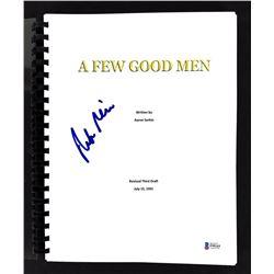 "Rob Reiner Signed ""A Few Good Men"" Movie Script (Beckett COA)"