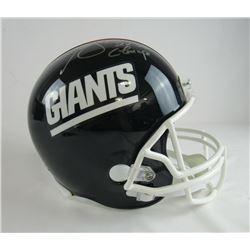 "Lawrence Taylor Signed New York Giants Full-Size Helmet Inscribed ""2x SB Champ"" (JSA COA)"