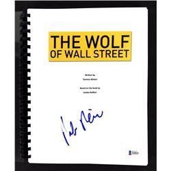 "Rob Reiner Signed ""The Wolf of Wall Street"" Movie Script (Beckett COA)"