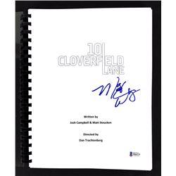"Mary Elizabeth Winstead Signed ""10 Cloverfield Lane"" Movie Script (Beckett COA)"