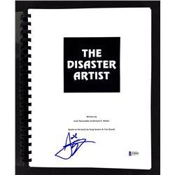 "Josh Hutcherson Signed ""The Disaster Artist"" Movie Script (Beckett COA)"