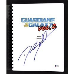 "Dave Bautista Signed ""Guardians of the Galaxy Vol. 2"" Movie Script (Beckett COA)"