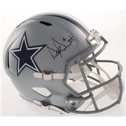 Dak Prescott Signed Dallas Cowboys Full-Size Speed Helmet (JSA COA)