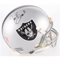 Tim Brown Signed Oakland Raiders Full-Size Authentic On-Field Helmet (TriStar Hologram)