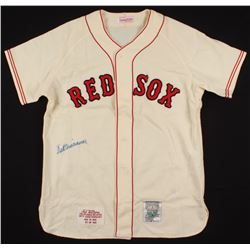 Ted Williams Signed Boston Red Sox Jersey (JSA LOA)