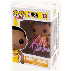 Dwight Howard Signed NBA #13 Funko Pop! Vinyl Figure (JSA COA)