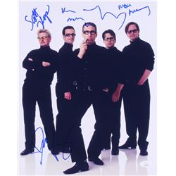 The Kids in the Hall 11x14 Photo Signed by (5) with Dave Foley, Kevin McDonald, Bruce McCulloch, Mar