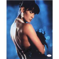 """Demi Moore Signed """"Striptease"""" 11x14 Photo (JSA COA)"""