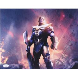 "Josh Brolin Signed ""Avengers: Infinity War"" 11x14 Photo (JSA COA)"