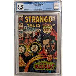 "1966 ""Strange Tales"" Issue #148 Marvel Comic Book (CGC 6.5)"