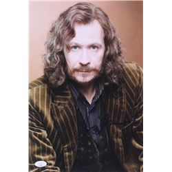 "Gary Oldman Signed ""Harry Potter"" 10x14.75 Photo (JSA COA)"