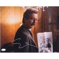 """Gary Oldman Signed """"The Dark Knight"""" 11x14 Photo (JSA COA)"""