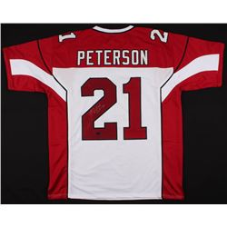 Patrick Peterson Signed Jersey (Radtke COA)