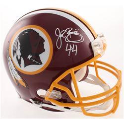 John Riggins Signed Washington Redskins Full-Size Authentic On-Field Helmet (JSA COA)
