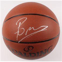Kristaps Porzingis Signed NBA All Pro Basketball (JSA COA)