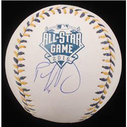 Paul Goldschmidt Signed 2016 All-Star Game Baseball (JSA COA)