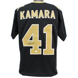 Alvin Kamara Signed Jersey (JSA COA)