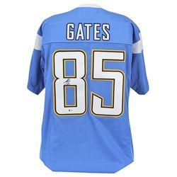 Antonio Gates Signed Jersey (Beckett COA)