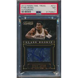 2012-13 Timeless Treasures #212 Kyrie Irving RC (PSA 7)