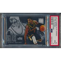2012-13 Elite Series Elite Glass #2 Kyrie Irving (PSA 9)