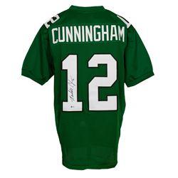 Randall Cunningham Signed Jersey (Beckett COA)
