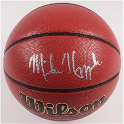 Mike Krzyzewski Signed NCAA Basketball (PSA COA)