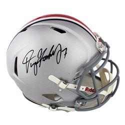 Dwayne Haskins Signed Ohio State Buckeyes Full-Size Authentic On-Field Speed Helmet (Radtke COA)
